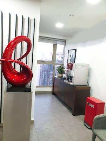 One bedroom flat Juffair bd 430 month