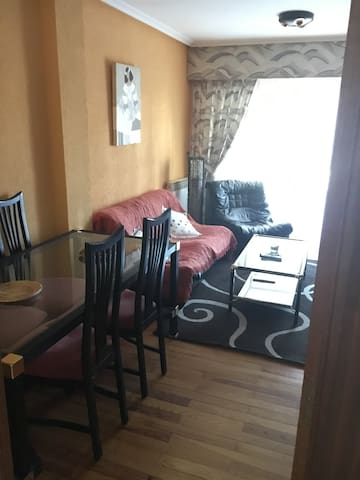 Acogedor apartamento completo en Lerma.