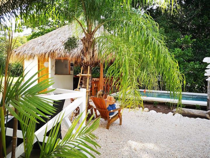 b&b Antema lodge #2 vue piscine proche tamarindo