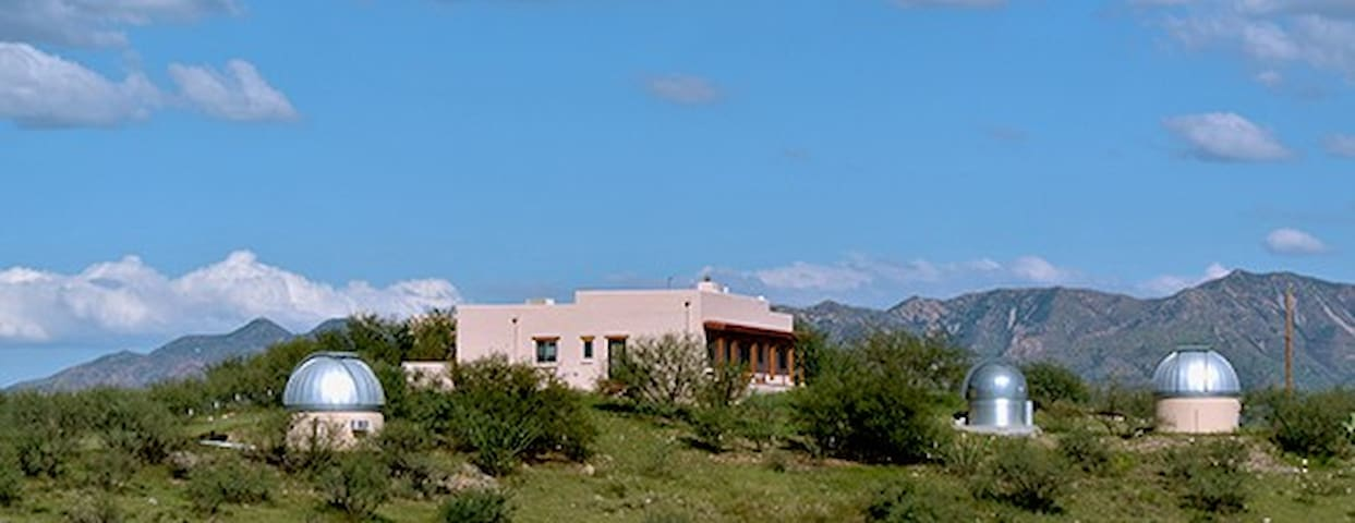 Tenagra - The Little Mountain of Power - Rio Rico - Guest suite