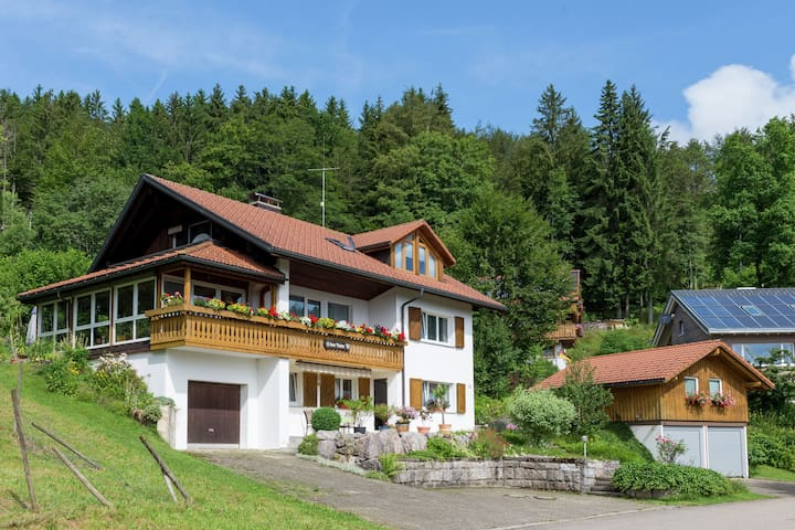 Spacious Apartment in Wittenschwand near Ski Area