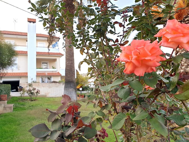 Vaso's country house - near the beach and airport