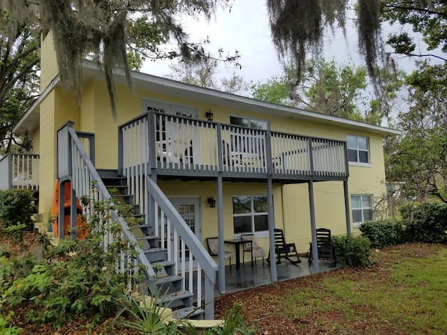 LakeHouse Mount Dora, Peaceful, Serene and Private
