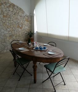 Casa vacanza a 100 m dal mare S.Cesarea Terme - Санта-Кесарии Терме