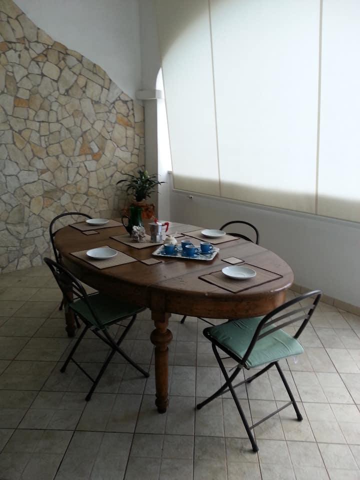 Casa in prossimità del mare a S. Cesarea Terme