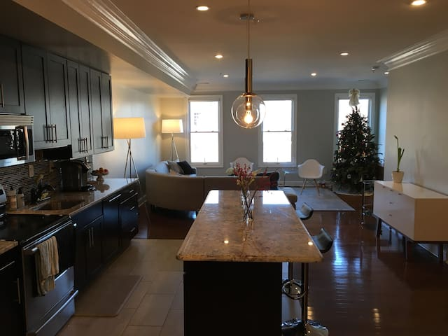 3 Large Bedrooms / 3 Ba Perfect for Inauguration - Washington - Apto. en complejo residencial