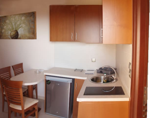 One-Bedroom Apartment with Sea View for 2 - Preveza - Apartamento