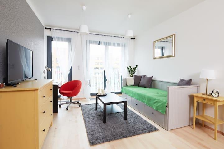 Garden towers residence studio apartment :)