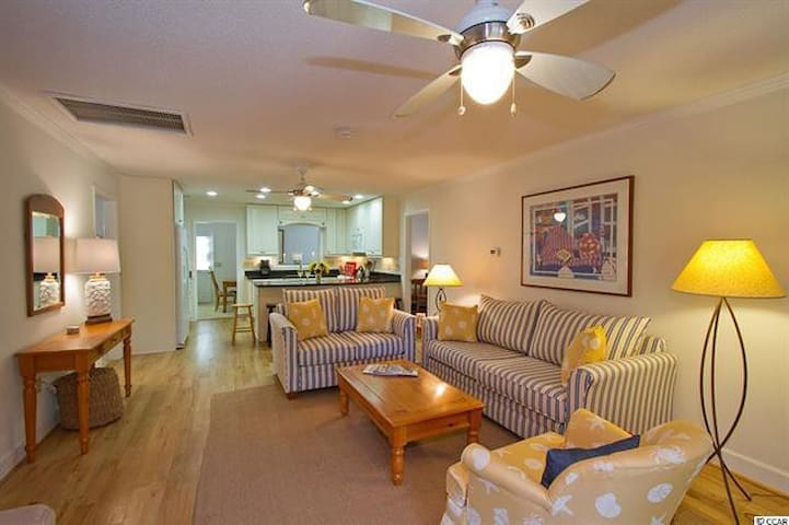 Time Out Cottage - Pawleys Island - Ev