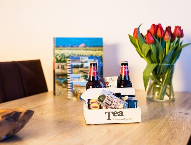 Gezellig Appartement Zee Texel met Infrarood Sauna - De Koog - Apartment