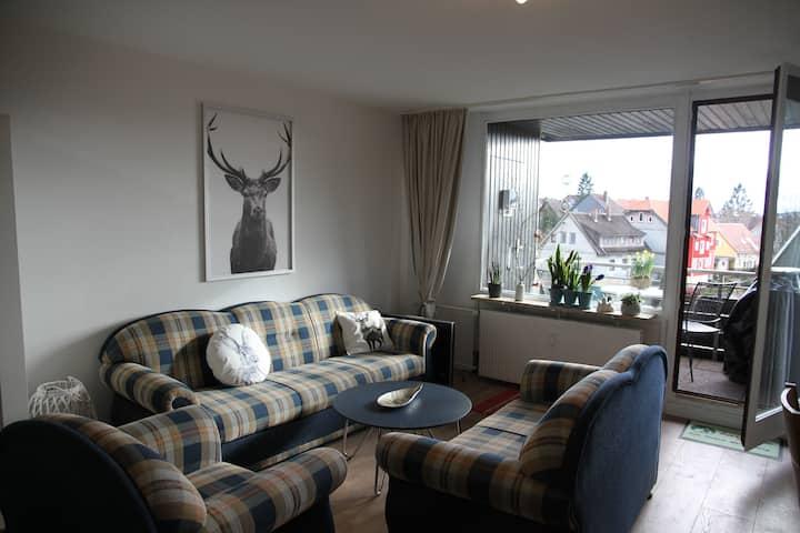 Apartment am Kurpark -NEU MODERNISIERT-