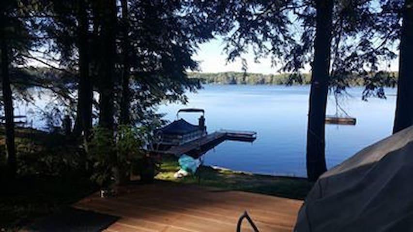 Beautiful Lake Front
