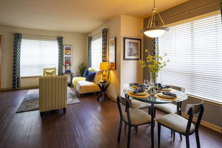 Clean, comfortable apartment | 1BR in Houston