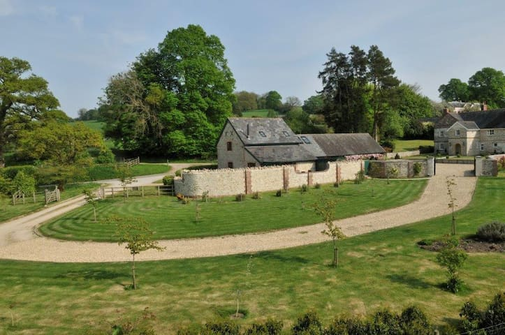 The Granary, Chalmington Farm - Chalmington - House