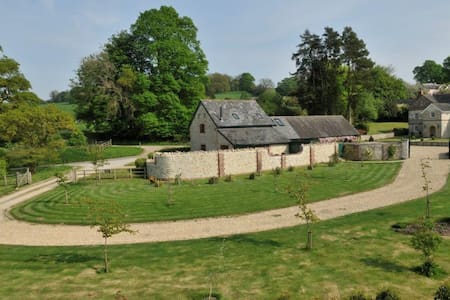 The Granary, Chalmington Farm - Chalmington - 一軒家