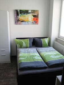 Moderne Wohnung in Zentraler Lage/central location - Offenburg - Apartamento
