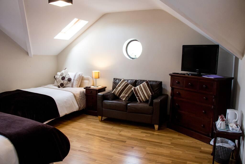 Treble Bedroom