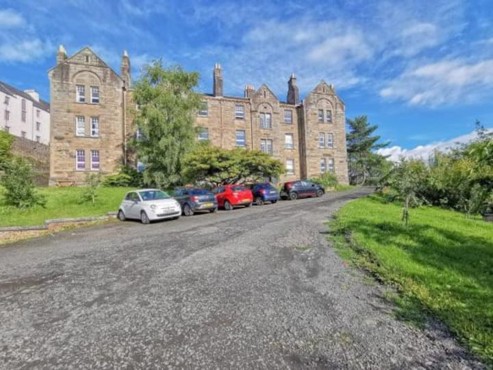 Historic Married Quarters, Stirling