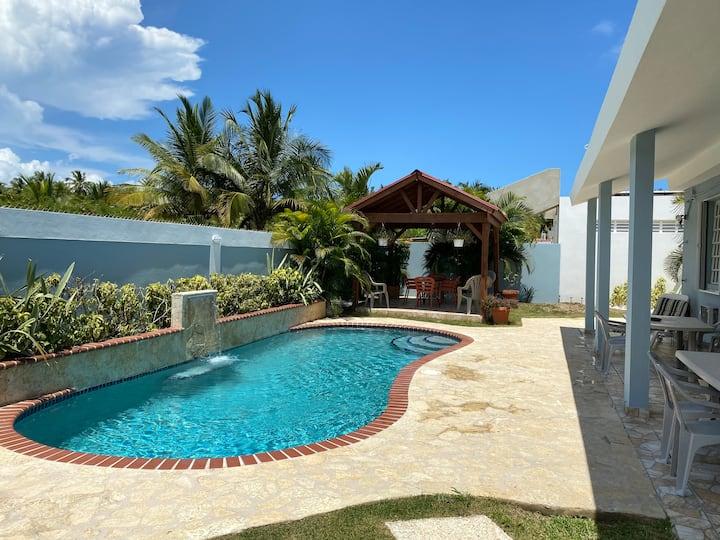 Beach Paradise Home