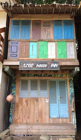 Tree house inn - Cijulang