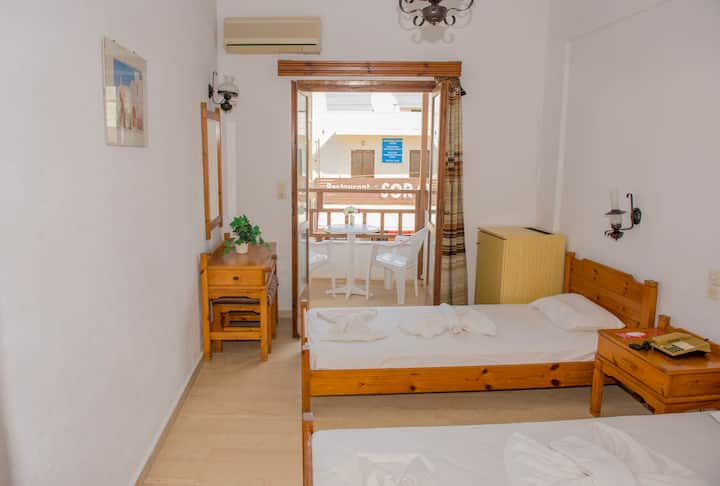 Velissarios Hotel Room