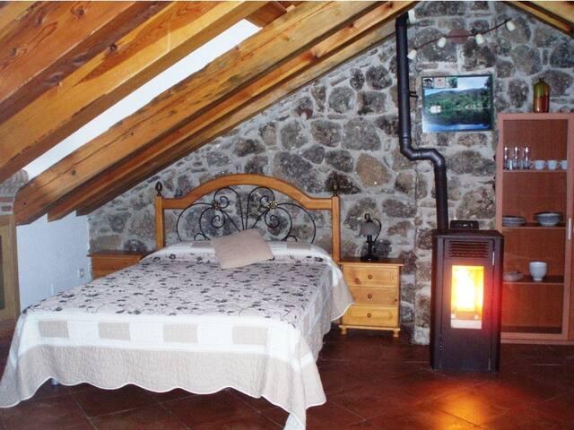 Loft en el Real Sitio de San Ildefonso (La Granja)