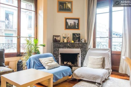 Two bedroom appartment in the city center - Genf - Wohnung