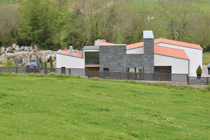 Casa moderna entorno rural(URL HIDDEN) VV800-AS
