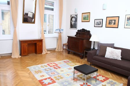 NEW - Central apartment in the heart of Budapest - Budapeszt - Apartament