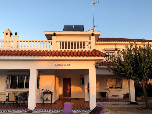 Lovely house by the sea in Sanúcar de Barrameda
