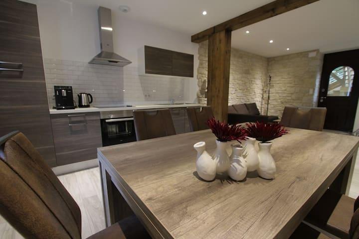 Moulin Appart'hôtel 4**** charme du meunier 65 m²