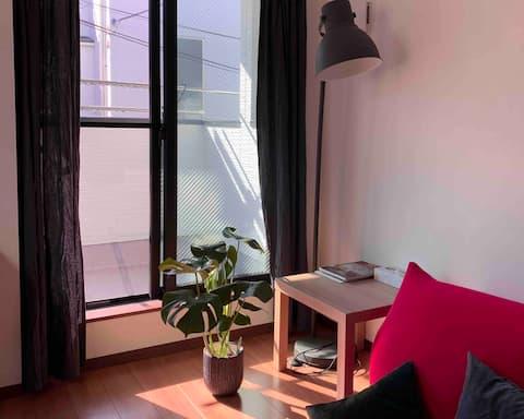 10min Shibuya/HND Cozy house 新築/個室【大井町駅・立会川駅徒歩8分】