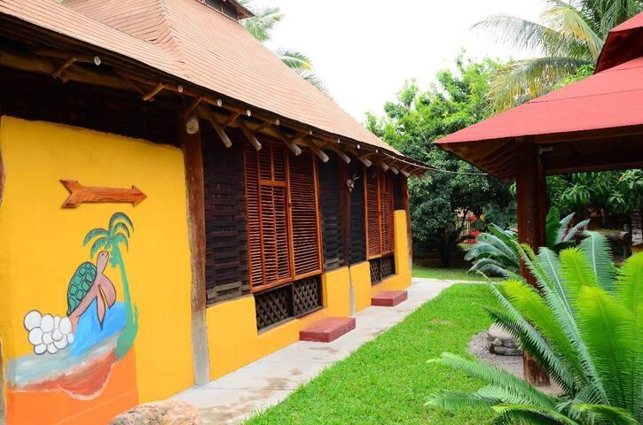 Cabaña El Eden 1