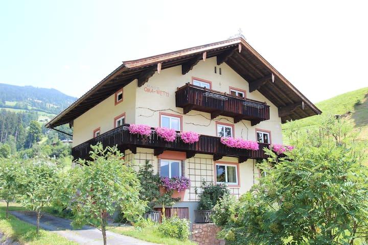 Wonderful Apartment in Hopfgarten im Brixental with Parking