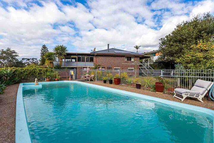 Our own Little Resort - Ellenwood Villa