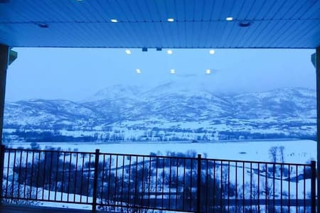 K&P Close to the Best Snow in North America - Heber City