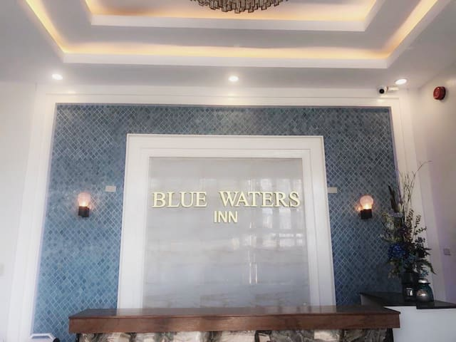 Blue Waters Inn Coron Palawan- Twin Room