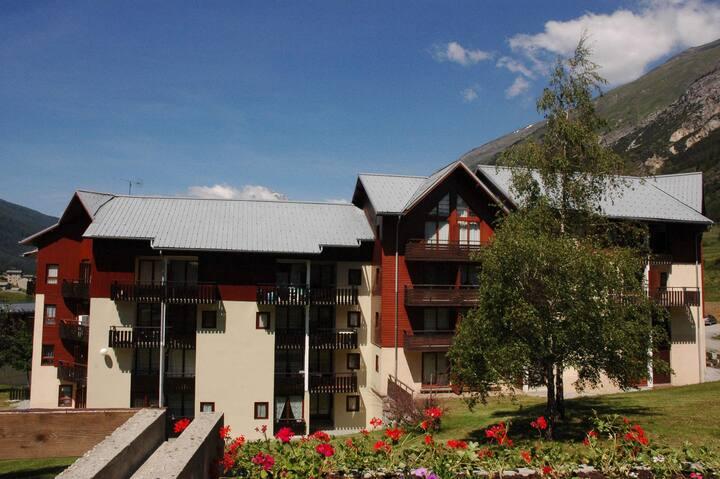 Val Cenis Lanslevillard appartement 4/6 personnes