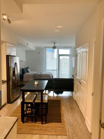 Beautiful 1 bedroom apartment Uptown Charlotte
