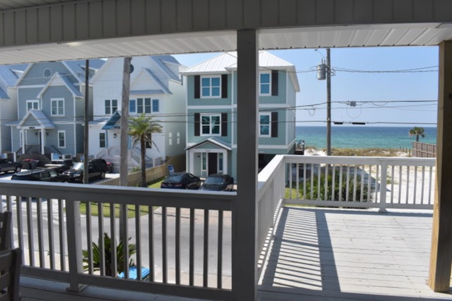 The view from this short-term monthly rental is the perfect oasis by the ocean. Minimum of two months, max of four months: November, December, January and February.