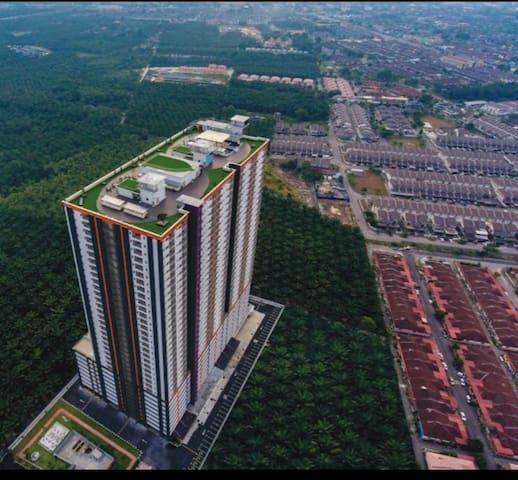 Coco HomeStay 旅人の家@The Venus Sitiawan Perak