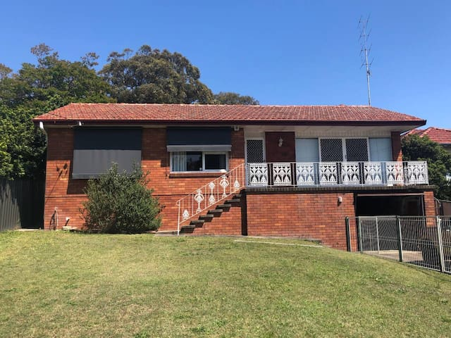 Budget friendly family home with big yard space
