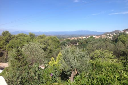 Peaceful apartment - Palau-saverdera