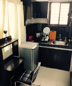 Brand New Home w/ Balcony & WiFi(3) - Quezon City