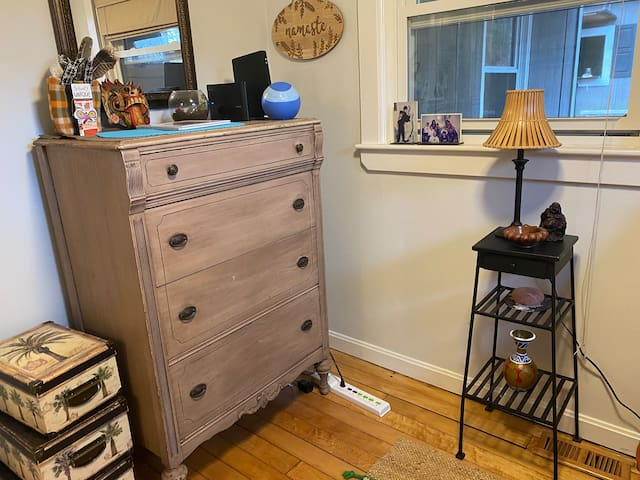 Dresser is available