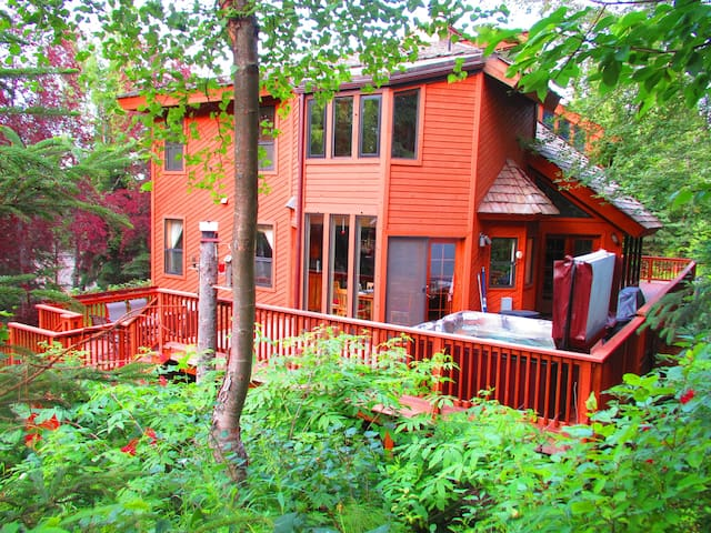 Earth Room w Discount Lift Tikets - Anchorage - Bed & Breakfast