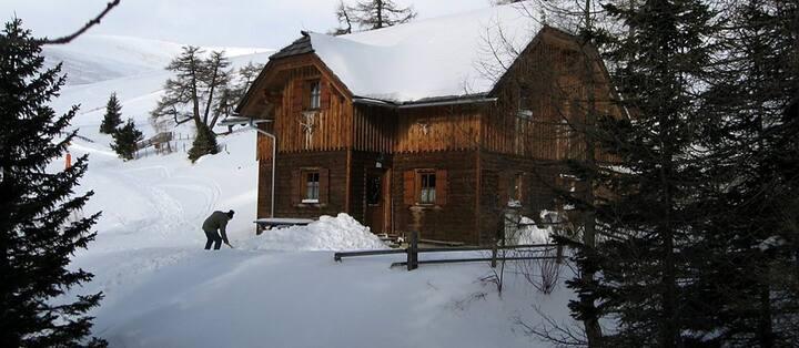 Merlhütte - Chalet - Almhütte - Lachtal