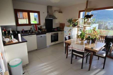 Maison sur les hauteurs d'Annecy - Nâves-Parmelan - Ev
