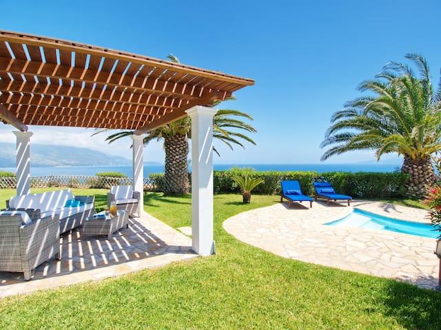 Villa Ermis, Spartia, Kefalonia