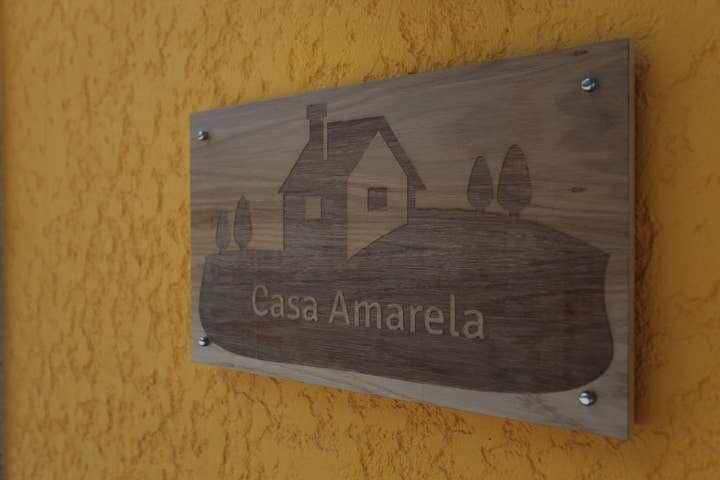 Casas de Sequeiros - Casa Amarela - RNET 5656